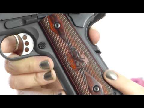 Springfield Range Officer 1911 Review - FateofDestinee