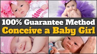 100% Guarantee Scientific Method You'll Conceive a Girl with PGD and IVF