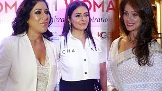 Bollywood Many Celebrities At I Am Woman Awards 2019 - 2