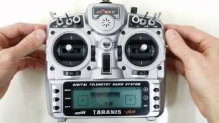 How To: Calibration of FrSky Taranis X9D Plus with S3 6 position switch