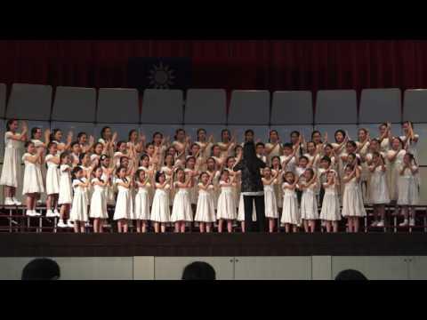 105學年永隆國小合唱團參加臺中市音樂比賽榮獲甲組優等第三名