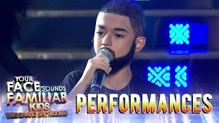 Download Lagu Your Face Sounds Familiar Kids 2018: Marco Masa as Drake | In My Feelings Gratis STAFABAND