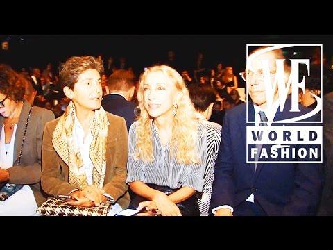 Front Row Max Mara Spring-Summer 2015   Milan Fashion Week