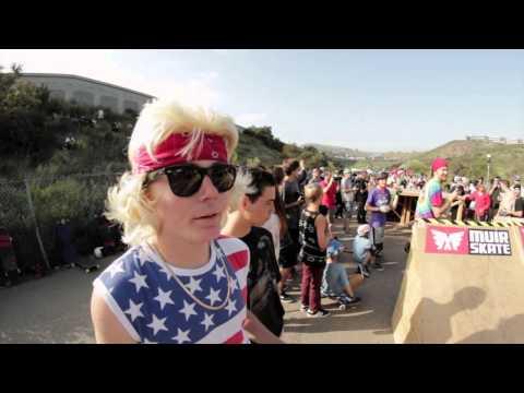 MuirSkate's 2013 Downhill Disco