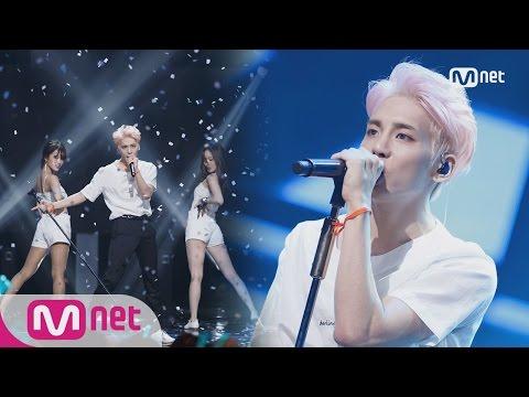 JONGHYUN White T Shirt (Live Comeback Stage M Countdown) music videos 2016