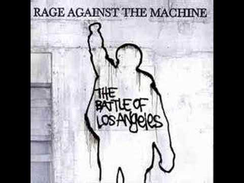 Rage Against The Machine: Sleep Now In The Fire