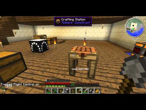 Minecraft Tech World 2 E5: natural gas