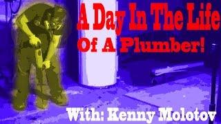 Day In The Life Of A Plumber/Plumbing Apprentice/ Plumbing Apprenticeship   Vlog   #2