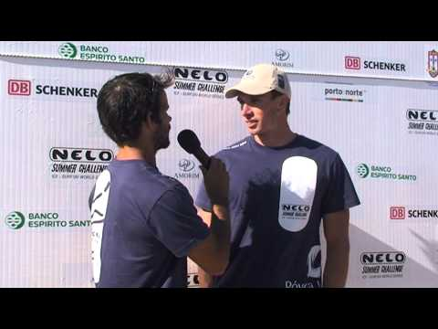Nelo - NELO Summer Challenge 2011 Post Race Interview - David Smith