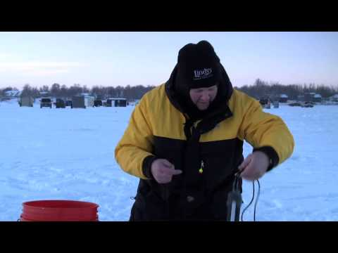 Fish Ed. Prime Time Crappie and Bluegill Ice Fishing Tips and Tricks from Lake Osakis