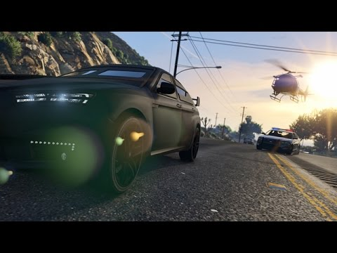 GTA 5 ONLINE Armored Karuma Track and Field Gameplay on XBOX ONE with 5 star cops