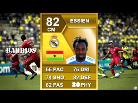 НАЗАД В ПРОШЛОЕ #4 REAL MADRID FIFA 13