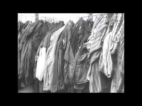 4 Alfred Hitchcock's Holocaust Footage: Four - Nazi Death Camps Dachau and Buchenwald