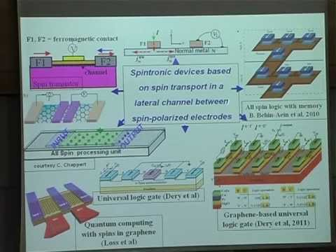 Spintronics: Electrons, Spins, Computers and Telephones - Prof. Albert Fert