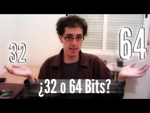 ¿32 o 64 Bits?