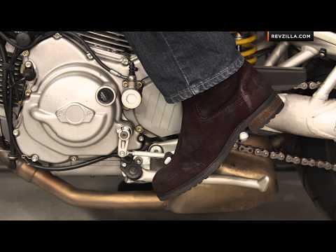REV'IT! Bleeker Boots Review at RevZilla.com