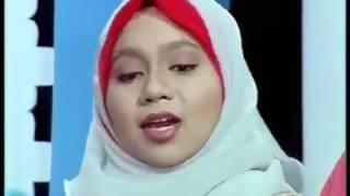 ami jodi kono din poth vule jai Maria Taskin best bangla islamic gojol. 2017
