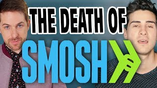 The Death of Smosh - GFM (The Defy Media Scam)