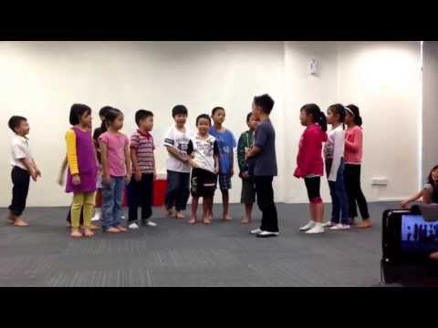 Fun with Mandarin! Singapore Media Academy by Mediacorp