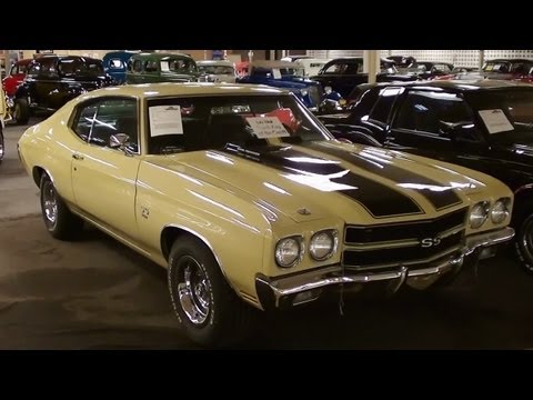 1970 Chevrolet Chevelle SS 396 Big-block Muscle Car