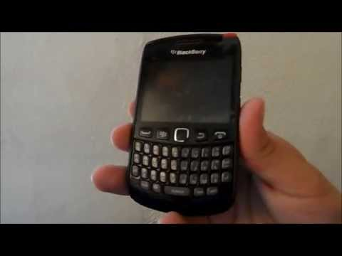 Unboxing BlackBerry 9620 Nextel Evolution