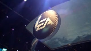 E3 2012 - EA Booth Walkthrough!