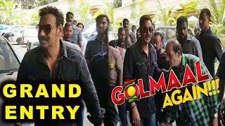 download lagu Ajay Devgn Grand Entry At Golmaal Again Trailer Launch gratis