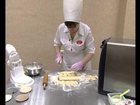 Как приготовить песочное тесто - видео