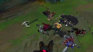 MERCILESS Assassin eats ramen on top of fallen enemies for TEN MINUTES