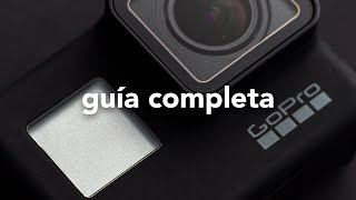 GoPro HERO 5 Black Unboxing, Review, Test COMPLETO, Trucos y Tips / Español Latino!