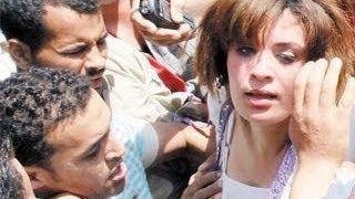 اغتصاب فتاه فى التحرير من قبل 50 شخص !!