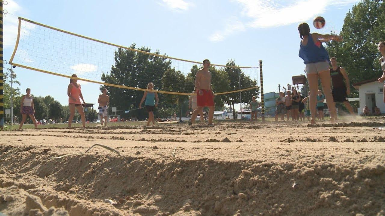 Közel 300-an vettek részt a Mezőföldvíz Kft családi- és sportnapján