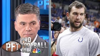 AFC playoff picture without Andrew Luck | Pro Football Talk | NBC Sports