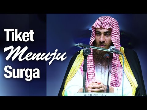 Tiket Menuju Surga - Syeikh Abul Hasan Ali Jadullah Al Mishry