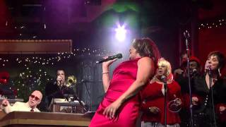 Darlene Love 2011 25th Anniv Christmas Baby Please Come Home The Late Show David Letterman