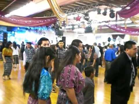 Fiesta titular de santa Eulalia 2012 en Los Angeles. parte 2