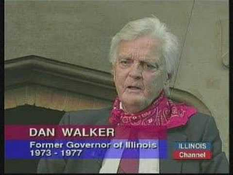Former Illinois Governor Dan Walker (Part 1 of 4)