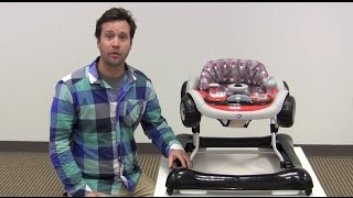 Delta Children's Products Lil' Drive Baby Walker Review by zSeek