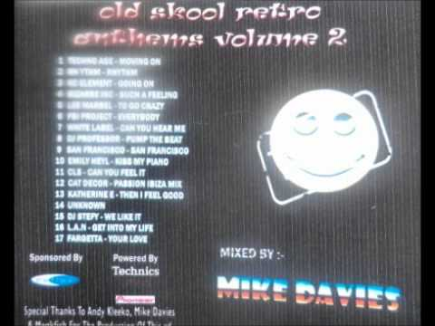 Such A Feeling  Mixed By Dj Mike Davies video