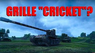 """WOT - Grille """"Cricket""""?   World of Tanks"""