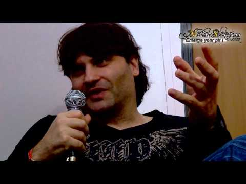 Luca Turilli's Rhapsody interview @ Hellfest (16.06.2012) - Metal Sickness