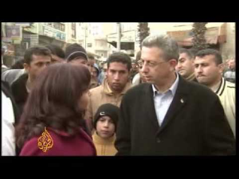 Anger explodes in West Bank over Israeli raids - 02 Mar 08
