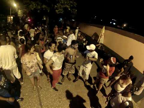 CHANGA Y REGAETON BAILANDO EN CHUSPA-GO PRO NIGHT