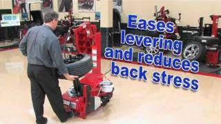 Hunter TC3300 Tire Changer