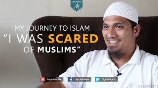 I Was Scared of Muslims | My Journey to Islam