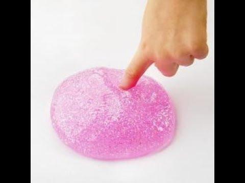 Как сделать лизун из шампуня, соли и зубной пасты?/ Как сделать лизун без клея и тетрабората натрия?