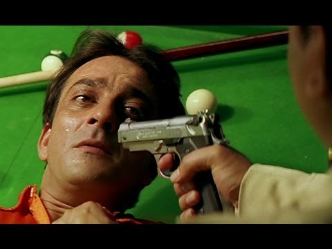 Paresh Rawal Blackmails Sanjay Dutt - Khoobsurat