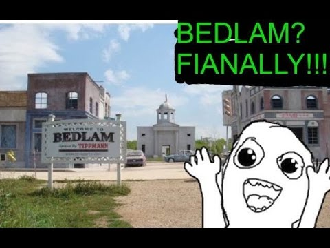 I finally get to play on bedlam | CPX Paintball | 09-09-2015