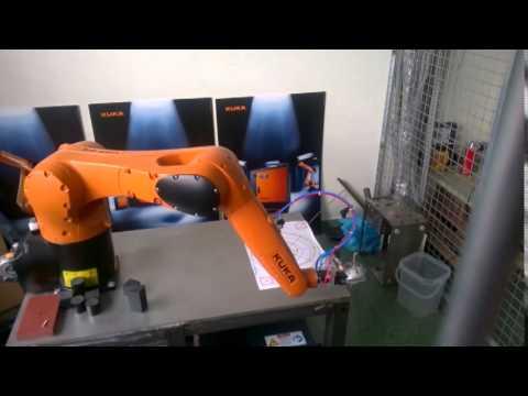 EJE3 – Robótica Industrial