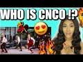 CNCO, Meghan Trainor, Sean Paul - Hey DJ (Remix) Reaction
